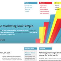 Vector Homepage