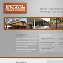 AP&W Site - home