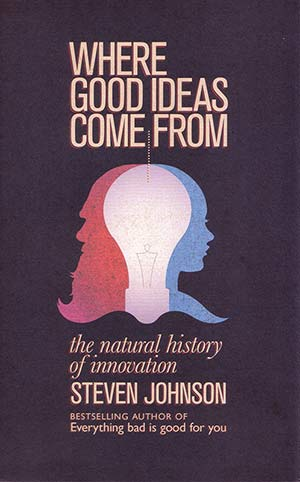 Where Good Ideas Comre From